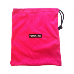 Mesh bag Mini - pink